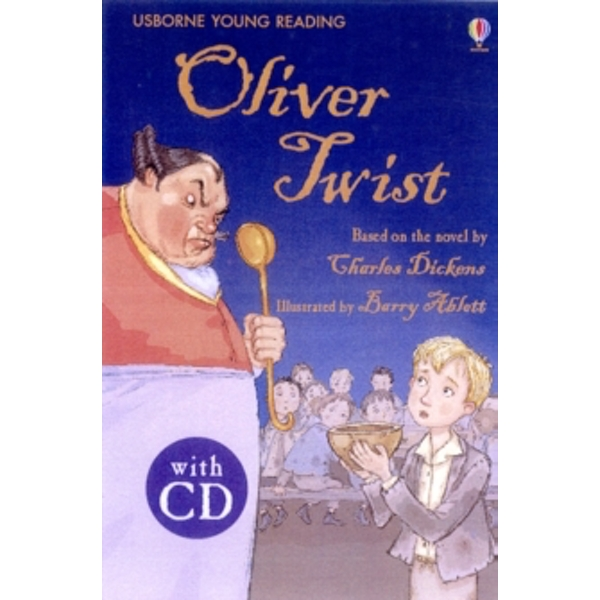 Oliver Twist by Usborne Publishing Ltd (Mixed media product, 2009)
