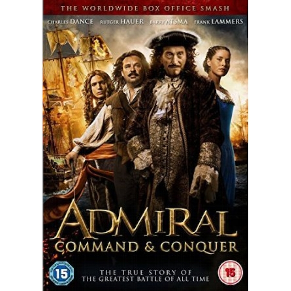 Admiral: Command & Conquer DVD