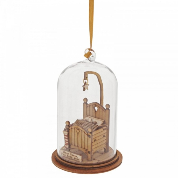 The Night Before Christmas Hanging Ornament
