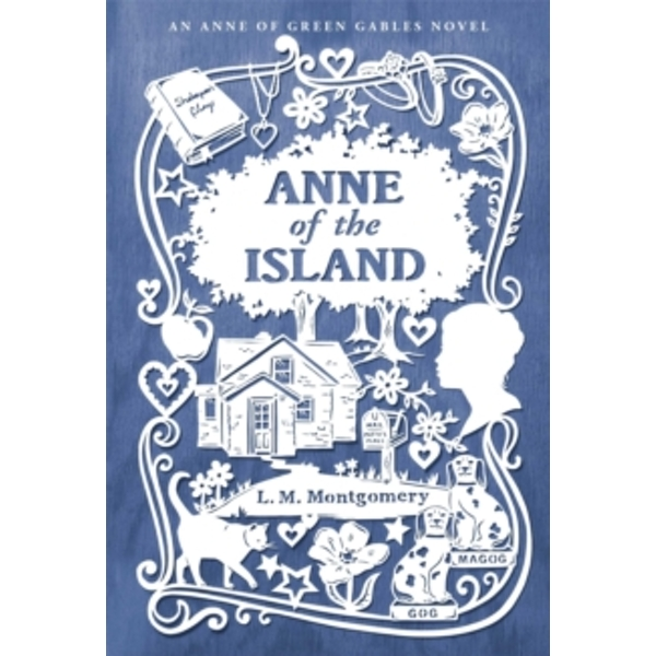 Anne of the Island (An Anne of Green Gables Novel) Hardcover