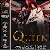 Queen -  Our Gracious Queen Vinyl (Japan Edition - Red,White,Blue)