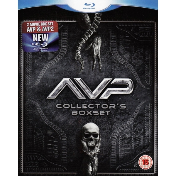 Alien Vs Predator / Aliens Vs Predator - Requiem (Blu-Ray)