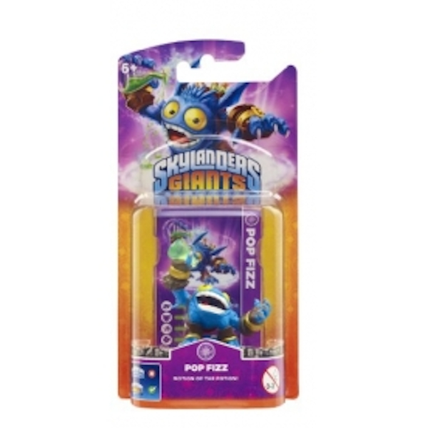 Pop Fizz (Skylanders Giants) Magic Character Figure - Image 4