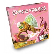 Space Freaks Board Game