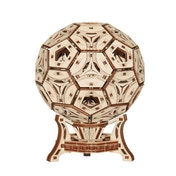 Football Cup Multifunctional Organizer Wooden City 3D Wooden Model Kit