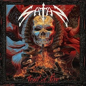 Satan - Trail of Fire - Live in North America Vinyl