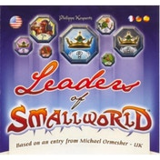 Leaders of Small World Board Game