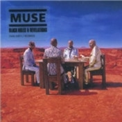 Muse Black Holes And Revelations CD