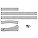 Hornby Railways Track Extension Pack A - Image 2