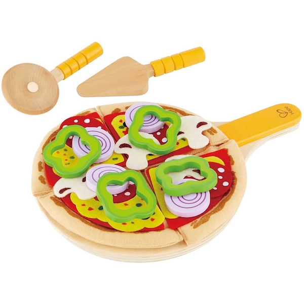 Hape Homemade Pizza Wooden Playset