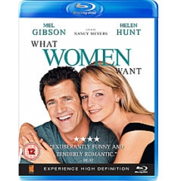 What Women Want Blu-ray
