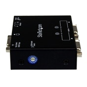 2-Port VGA Auto Switch Box with Priority Switching and EDID Copy
