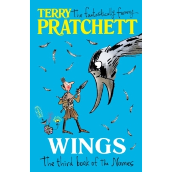 Wings: The Third Book of the Nomes by Terry Pratchett (Paperback, 2016)