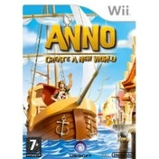 Anno Create a New World Game Wii