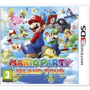 Mario Party Island Tour Game 3DS