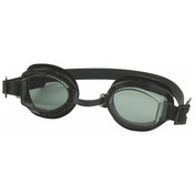 SwimTech Aqua Adult Goggles Black
