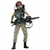 Ex-Display Vasquez (Aliens) NECA 7 Inch Series 9 Figure Used - Like New