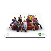 SteelSeries QcK Sims 4 Edition Mouse Pad