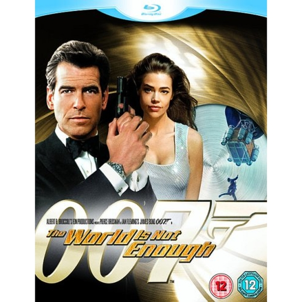 The World Is Not Enough Blu-ray