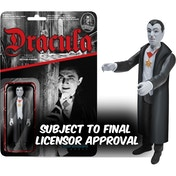 Dracula (Universal Monsters) Funko ReAction Figure 3 3/4 Inch
