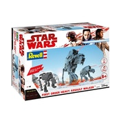 First Order Heavy Assault Walker (Star Wars) 1:644 Scale Level 1 Revell Build & Play
