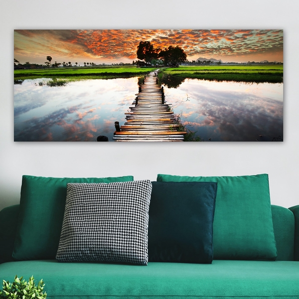 YTY79182637_50120 Multicolor Decorative Canvas Painting