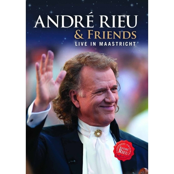 Andre Rieu & Friends - Live in Maastricht DVD