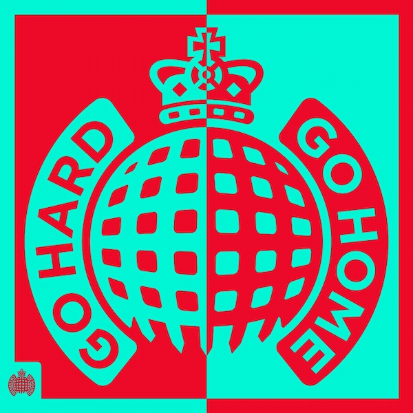 Ministry Of Sound - Go Hard Or Go Home CD
