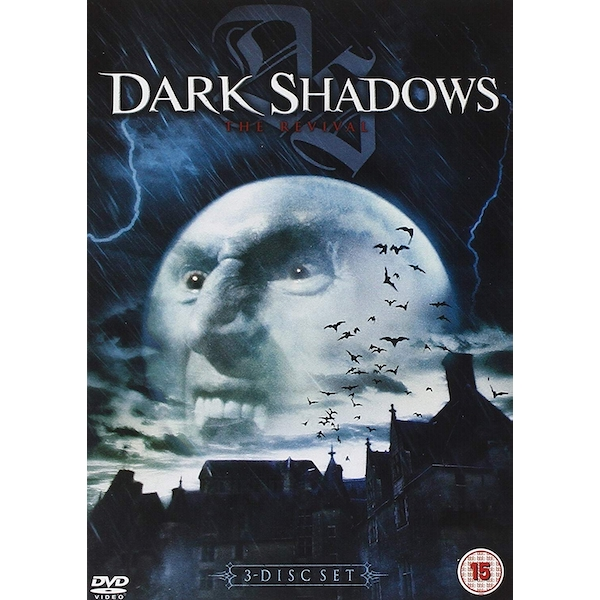 Dark Shadows - The Revival - The Complete Series DVD