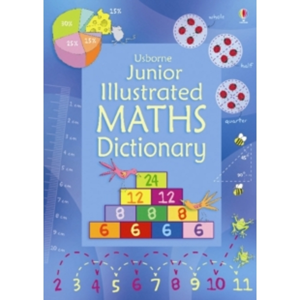Junior Illustrated Maths Dictionary by Tori Large, Kirsteen Rogers (Paperback, 2012)