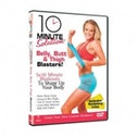 10 Minute Solutions Belly Butt & Thigh Blaster DVD