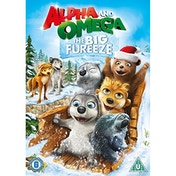 Alpha & Omega - The Big Fureeze DVD