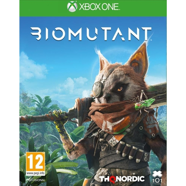 Biomutant Xbox One Game - Image 1