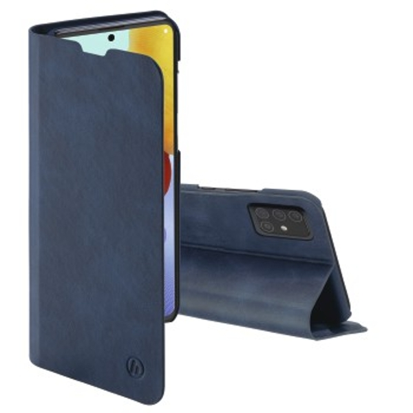 """Hama """"Guard Pro Booklet for Samsung Galaxy A51, blue"""