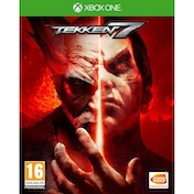 Tekken 7 Xbox One Game (with Eliza Vampire Character DLC)
