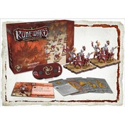 Runewars Miniatures Game: Berserkers Expansion Pack Board Game