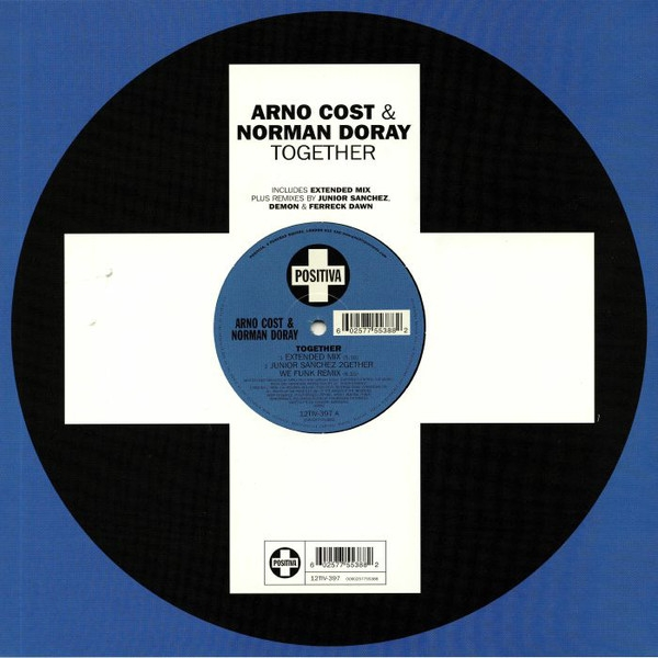 Arno Cost Norman Doray - Together (Remixes) Vinyl