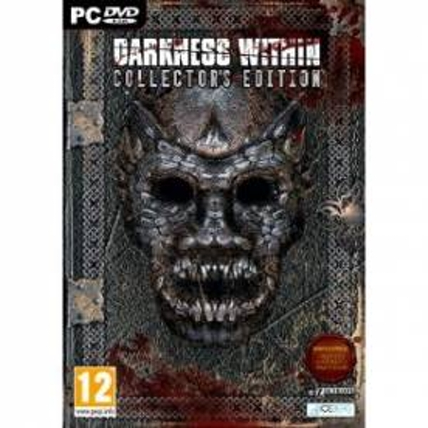 Darkness Within Collector's Edition Game PC
