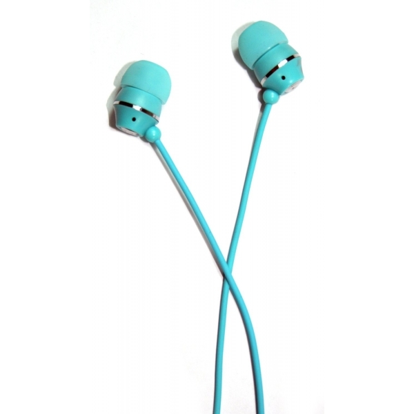 Jivo Jellies Noise Isolating Earphones (Blueberry)