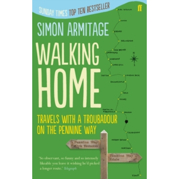 Walking Home by Sue Roberts, Simon Armitage (Paperback, 2013)