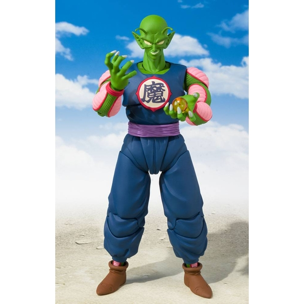 Piccolo Web Exclusive (Dragon Ball Z) Bandai Tamashii Nations Figuarts Figure - Image 1