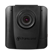 Transcend DrivePro 50 1080P Full HD Dashcam With Built-in Wi-Fi Includes Suction Mount