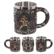 Pirate Design Decorative Tankard