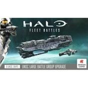 Halo Fleet Battles UNSC Large Upgrade Box Board Game
