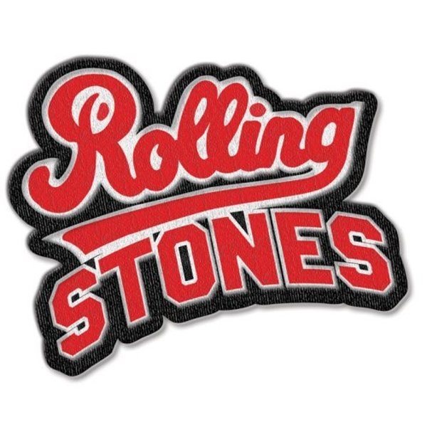 The Rolling Stones - Team Logo Standard Patch