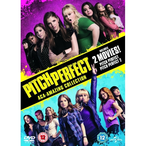 Pitch Perfect/Pitch Perfect 2 DVD