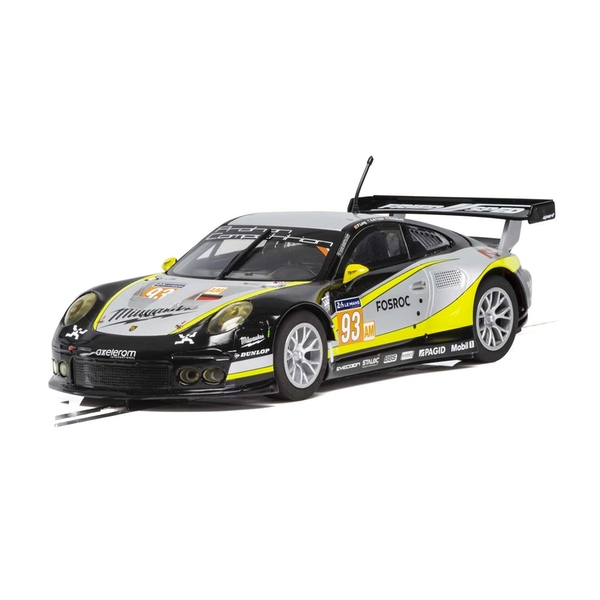 Porsche 911 RSR Le Mans 2017 Proton Competition 1:32 Scalextric Car