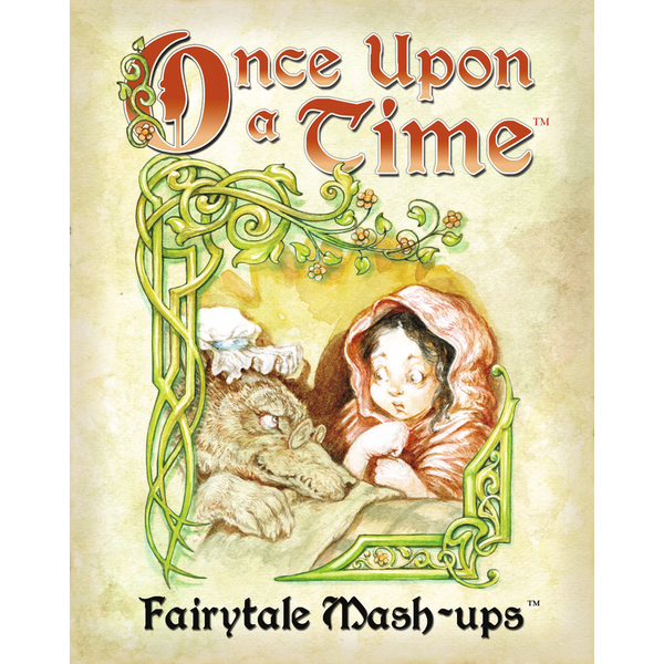 Once Upon a Time: Fairytale Mash-ups Card Game