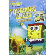 Spongebob Squarepants Treasure Chest Double Pack DVD