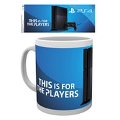 Playstation - PS4 Console Mug